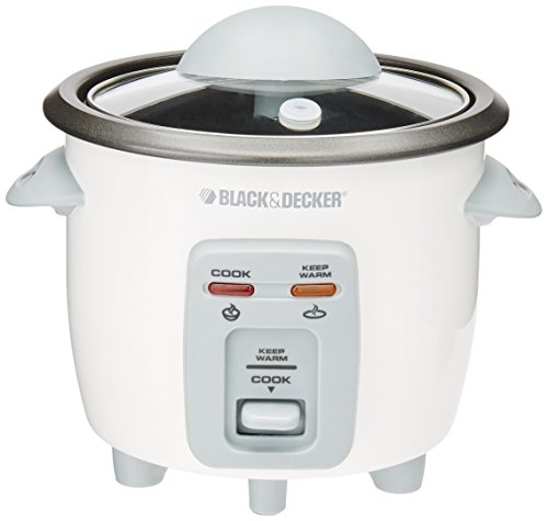 black and decker rice cooker manual