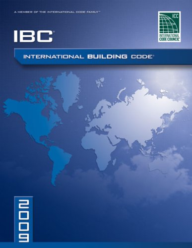 International Building Code 2009 (International Code Council Series)