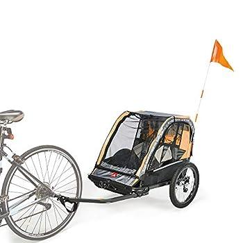 Image of ALLEN SPORTS Deluxe Bike Trailer & Stroller