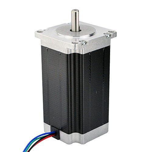 Low Current Nema 23 CNC Stepper Motor 1.8A 340oz.in/2.4Nm CNC Mill Lathe Router by STEPPERONLINE (Image #2)