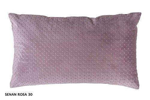 CLARA VIDAL - Cojín Erán - 30x50 cm, Rosa: Amazon.es: Hogar