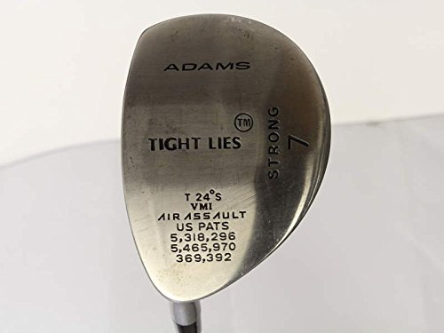 Amazon.com: Adams Tight Lies Fairway - Pala de madera para ...