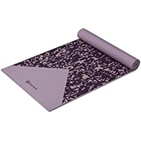 Gaiam Yoga Mat - Premium 6mm Print Extra Thick Exercise &...