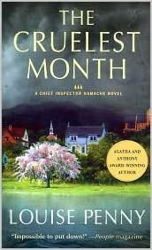 Book The Cruelest Month 1st (first) edition Text Only