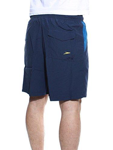 Speedo Badeshorts towel dry 8061087371 blau/gelb