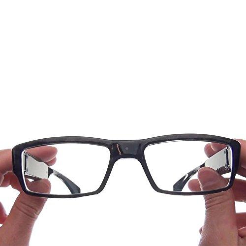 Câmera espiã 32GB escondida em óculos para filmar discretamente fc4c932e90