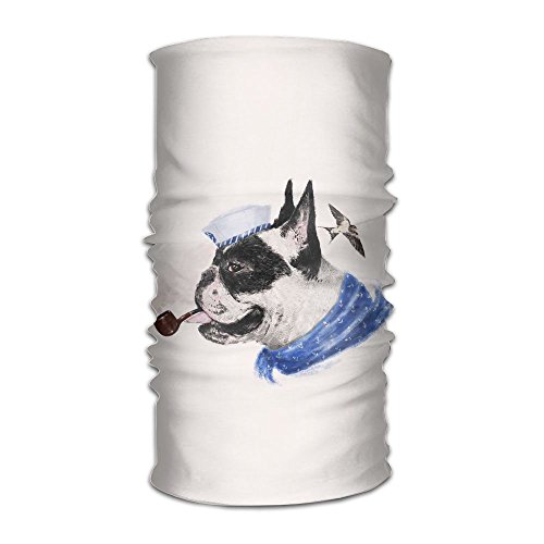 Owen Pullman Hundred Change Headscarf Cool Dog Fashionable Outdoor Athletic Bandana Headbands Multifunctional Headwear -