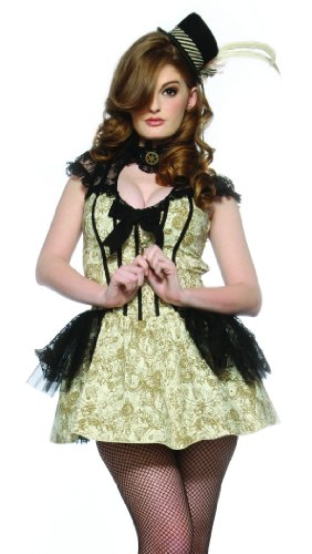 The Original Cult Inc Women's Steampunk Sweetie Costume
