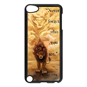 Cartoon Series, ipod touch 5 Case, Lion King Protector ipod touch 5th Cover