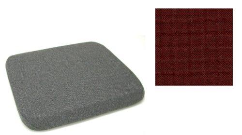 ZB McCartys Sacro Ease Foam Chair Seat Cushion RED