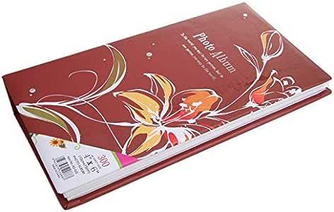 RQWY Álbum 4R / 4 * 6 Pulgadas 300 Bolsillos Álbum de