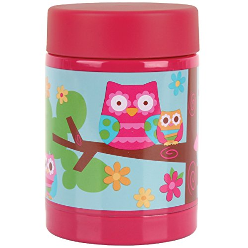 Stephen Joseph Hot and Cold Containers, Owl