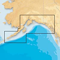 NAVIONICS MSD/915P-2 / Navionics Platinum Plus - South Alaska - microSD/SD