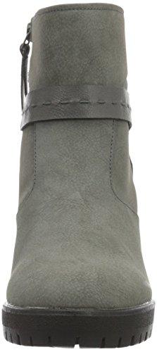 Esprit Daisy Bootie, Botines para Mujer Gris (015 gunmetal015 Gunmetal)