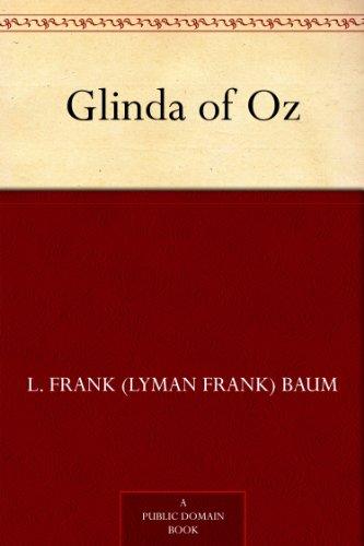 Glinda of Oz (Oz Series Book 14) by [Baum, L. Frank (Lyman Frank)]