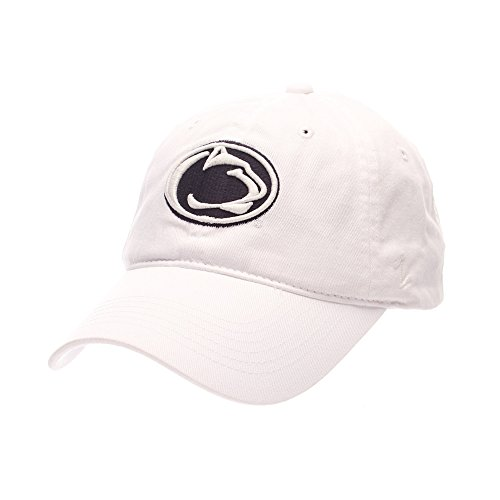 Top of the World Penn State Nittany Lions Men's Hat Icon, White, Adjustable (State Hats Penn)