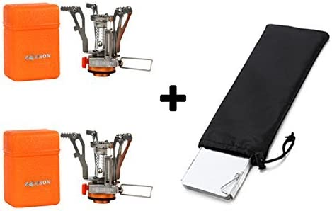 Outdoors Mini Camping Stove Ultralight Collapsible Stove ...