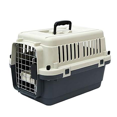 Lppanian Transportin Perro Pet Air Box Dog Tamaño Mediano ...