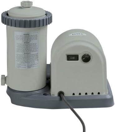 Pool Kartuschenfilteranlage 2500 L//H Intex Krystal Clear Cartridge Filter Pump