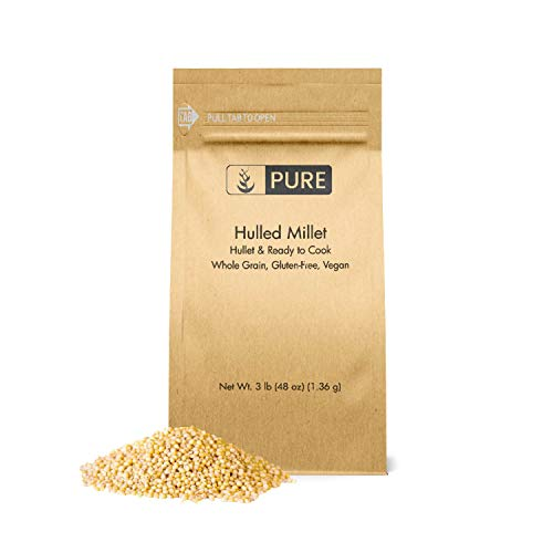 Pure Organic Ingredients Gluten Free Protein Rich