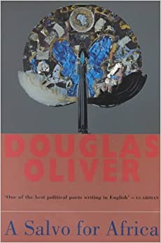 Book A Salvo for Africa by Douglas Oliver (2000-03-30)