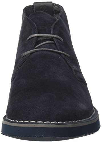 Blu Blue Y Uomo Docksteps 1734 E Gr Pueblo Polacchine Ankle Boot PCwHUOq