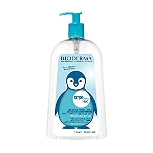 Amazon.com: Bioderma abcderm H2O micelar Agua 33.8 fl oz ...