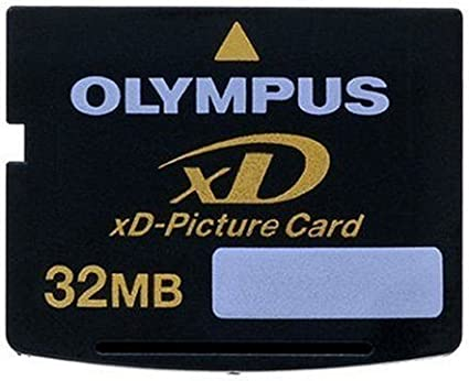 Olympus Xd Picture Card 32mb Computers Accessories