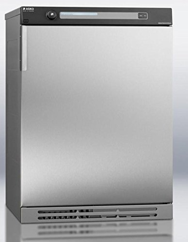 Summit TDC112C Electric Dryer, Stainless Steel (Refrigerator Electric Summit)