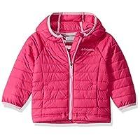 Columbia Powder Lite Girls Hooded Jacket