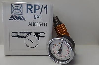 Ani Air Regulator With Pressure Gauge
