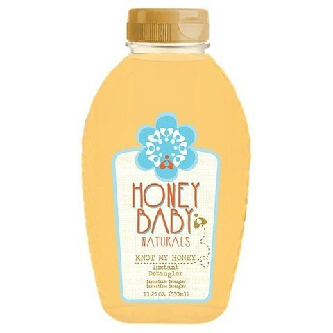 Honey Baby Knot My Honey Instant Detangler - 11.25 oz TRG by Honey Baby