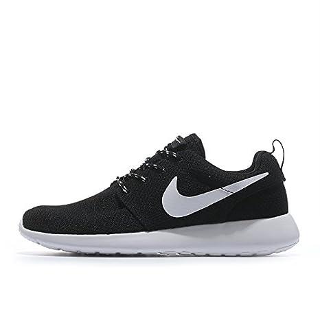 70146b849133 Nike Roshe Run One Women s Shoes 511881-020(Black White