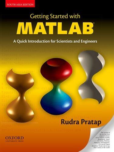 Getting started with matlab-rudrapratap   matlab   matrix.