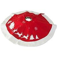 Brauns-Heitmann 82650 - Manta para árbol de Navidad