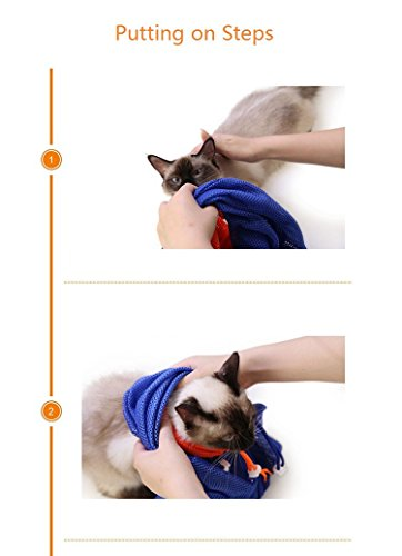 CatYou-Cat-Grooming-Bag-Puppy-Dog-Cleaning-Polyester-Soft-Mesh-Scratch-Biting-Resisted-for-Bathing-Injecting-Examining-Nail-Trimming