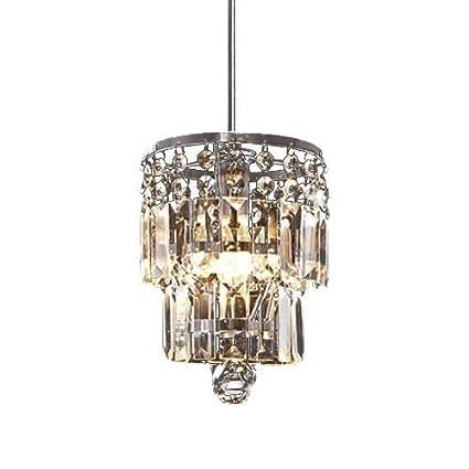 Amazon lightinthebox new style 15cm luxury crystal chandelier lightinthebox new style 15cm luxury crystal chandelier dining room pendant light ceiling lamp fit for aloadofball Gallery
