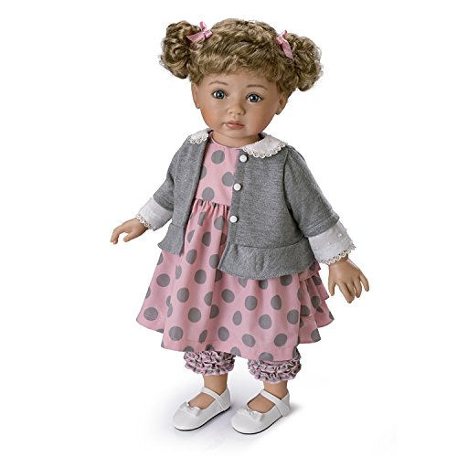 The Ashton-Drake Galleries Mayra Garza Poseable Child Doll with Vinyl Skin and Hold That Pose Armature by The Ashton-Drake Galleries (Image #6)