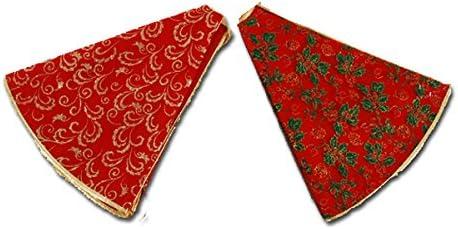 FLOMO Christmas Tree Skirts – Assorted