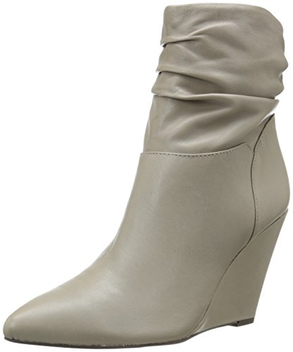 Seychelles Women's Set In Stone Boot,Grey Leather,7 M US