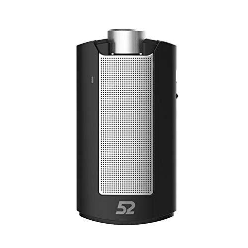 52 Speaker Portable Bluetooth Bike Bicycle Speaker Dust Water Proof Outdoor Activity Riding Black