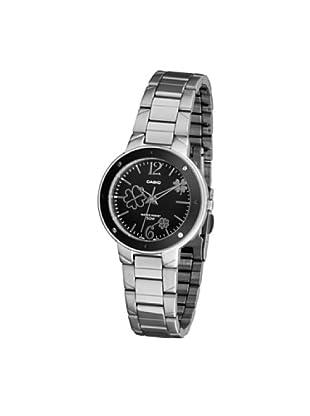 9d13d3d6ee6d CASIO 19737 LTP-1319D-1AV - Reloj Señora cuarzo brazalete metálico dial  negro