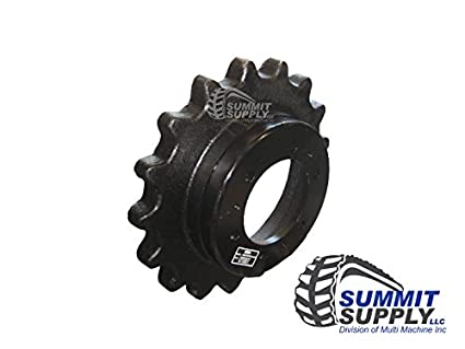 NEW BOBCAT RUBBER TRACK DRIVE SPROCKET T140 T180 T190