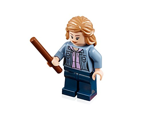LEGO Harry Potter MiniFigure - Hermione Granger (w/ Brown - Hermione Harry Lego Potter