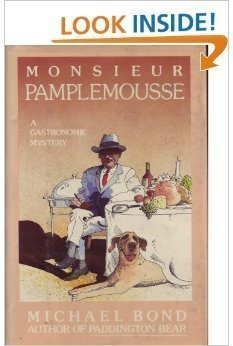 book cover of Monsieur Pamplemousse