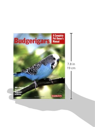 Budgerigars (Complete Pet Owner's Manual) 2