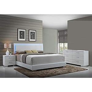 414hXlPShhL._SS300_ Coastal Bedroom Furniture Sets & Beach Bedroom Furniture Sets