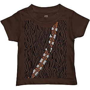 Star Wars Boys' I Am Chewbacca Costume Graphic Tee T-Shirt