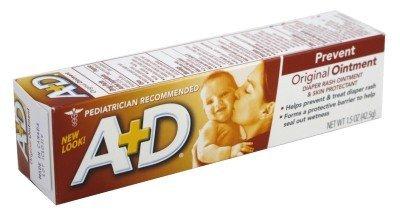 A + D para quemaduras para el tratamiento eritema fessier–Fórmula Sonora Enrichie en complemento vitamínico (Vitaminas A y D–42, 5g A+D B000R37O1I