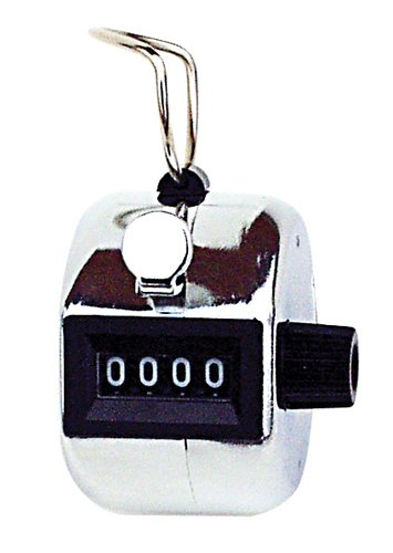 Keson TM100 Hand Held Tally Meter